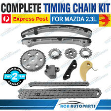 Premium Timing Chain Kit With Cam Gear for Mazda 3 6 CX-7 MPS 2.3L TURBO L3VDT