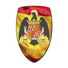 VINTAGE SIGN Spain Shield 21 x 32