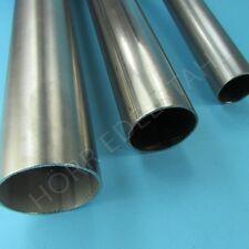 0,5m Rohr 65 x 2 mm innen 61mm Bodenhülse für 60,3 mm Rohr Edelstahl V2A inox