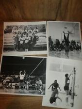 (24) ca 1980 Texas Tech Lady Raiders Original Volleyball Photographs
