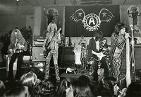 VERY EARLY Aerosmith 8x10 photo...TOO COOL! JOE PERRY guitar / STEVEN TYLER