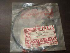 KAWASAKI CLUTCH CIRCLIP KV75 MT1 MINI-TRAIL KV 75 1972-1980 NOS OEM 13191-003