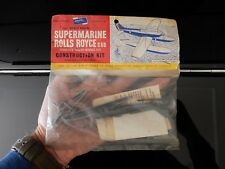 AIRFIX PLASTIC KIT (1/72ND) SCALE - ROLLS ROYCE SUPERMARINE S.6.B Schneider 1391