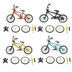 Mini BMX Bicycle Toys Finger Bike Diecast Model Stocking Fillers Kids Toy