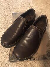 Born Men's Shoes Sawyer Size 9 NEW Brown M Dress Shoes