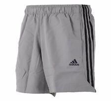 Adidas Mens Ess 3S Chelsea Shorts Grey (S17883)