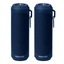 Boss Audio Bolt Marine Bluetooth® Portable Speaker System with Flashlight - Pair