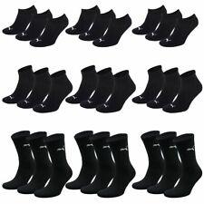 Puma Socken Tennissocken Sportsocken Sneaker Quarter Füßlinge | 9, 12 o. 15 Paar