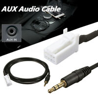 Aux Eingang Audio Kabel Stecker Panel Halterung Buchse 140cm Für Suzuki Grand I