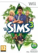 The Sims 3 Nintendo Wii Brand New Sealed Free P&P