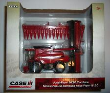 NEW ERTL Case IH 9120 Axial-Flow Combine 1/64 Diecast Metal #14719 2009 MIB NIB