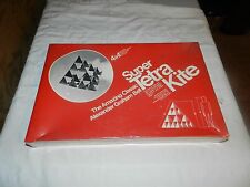 Vintage 1973 4in1 Super Tetra Kite Alexander Graham Bell Design NOS NIB Sealed