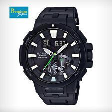 Casio PRW-7000FC-1JF ProTrek Triple Sensor Watch PRW-7000FC-1 Japan Model New