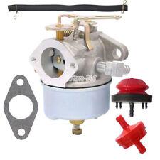 Carburetor For Tecumseh 632113A 632113 fit HS40 HSSK40 I GCA80 Snow Blower motor