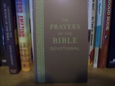 The Prayers of the Bible Devotional - Study Christian Faith Scripture Verses