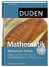 Duden Basiswissen Schule, m. CD-ROM, Mathematik von Roll...   Buch   Zustand gut