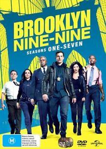 Brooklyn Nine-Nine - Season 1-7 DVD