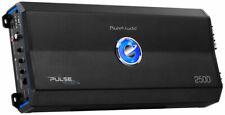 Planet Audio Pl2500.1M 2500 Watt Monoblock Car Amplifier Mono 1 Channel Sub Amp