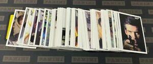 2015 James Bond Archives Complete 102 Card GoldenEye Gold Parallel Set /125 Made