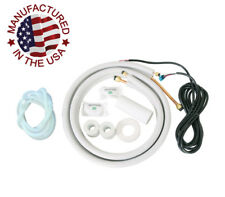 "16FT 1/4 -1/2"" Dia. Install Line Set Kits for Mini Split System with 17FT Cable"