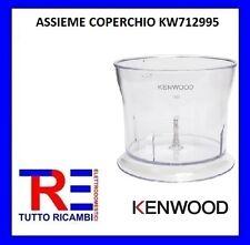 ASSIEME CIOTOLA PER ACCESSORIO SMINUZZATORE KENWOOD KW712995