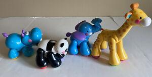 2006 Fisher-Price Amazing Animals Sing & Go Choo Choo Train replacement Animals
