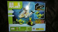 Animal Planet Building Blocks 222 Pieces Ocean Exploration Set 6yr Learning Gift