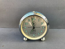 antique big alarm clock Bayard Stentor collection watchmaking french
