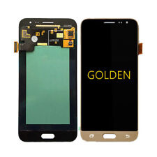 For SAMSUNG Display LCD + Touch Screen Per Galaxy J3 2016 SM-J320FN Gold