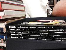 Franco Maria Ricci  FMR  n.31, 32, 33, 34, 35 - con cofanetto Vol. VII 1985  R
