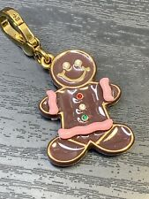 NEW IN BOX Juicy Couture Charm Gingerbread Man 2006  Limited Edition