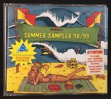90's BMG PROMO SUMMER SAMPLER 98/99 CD YOU AM I CUSTARD FAITH EVANS BLONDIE