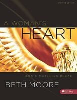 Beth Moore A Woman's Heart God's Dwelling Place Christian Bible DVD study