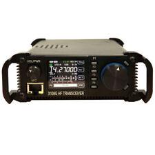 New Outdoor HAM Amateur Radio X108G 0.5-30MHz 1-20w HF SSB CW Transceiver TP TM