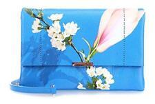 Ted Baker Women's Haalle Harmony blue leather cross body Bag. Haanaa. RRP £149