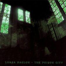 Luasa Raelon - The Poison City CD 2005 noise dark ambient Eibon Records