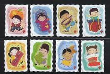 SINGAPORE 2014 FESTIVALS OF S'PORE COMP. SET OF 8 STAMPS IN MINT MNH UNUSED