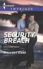 Bayou Bonne Chance Ser.: Security Breach by Mallory Kane (2015)