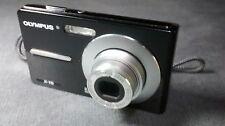 Olympus X-Series X-15 8.0MP Digital Camera - Black