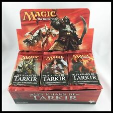 Boîte de Boosters Les Khâns de Tarkir VF  - French Khans of - Booster Box - Mtg