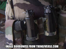 Flashbang Grenade Holder [3D Printed] for Airsoft Paintball Milsim Training