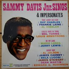 R 30004 Sammy Davis Jnr. Impersonating