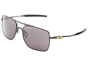 Oakley Deviation Valentino Rossi VR46 Sunglasses OO4061-10 Black/Warm Grey