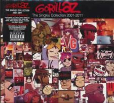 GORILLAZ the singles collection 2001-2011 (CD compilation & DVD limited edition)