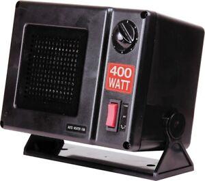 Heizlüfter 12 Volt 400 Watt Standheizung Lüfter Scheibenenteiser Entfroster