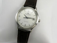 Jaeger-LeCoultre Wristwatches with Date Indicator
