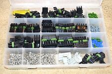 DELPHI WEATHER PACK CONNECTOR MASTER KIT #8L  561 PIECES   WEATHERPACK
