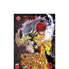I Cavalieri dello Zodiaco Episode G n. 7 di Kurumada, Okawa - ed. Planet Manga