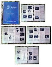 IFA Robur LD 3000 Reparaturhandbuch DIESELMOTOR LD 3000 2002  4VD 12,5/10-3 SRL