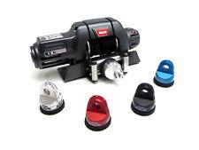 Gear Head RC 1/10 Scale Factor 55 ProLink Winch Shackle Mount - Red GEA1153